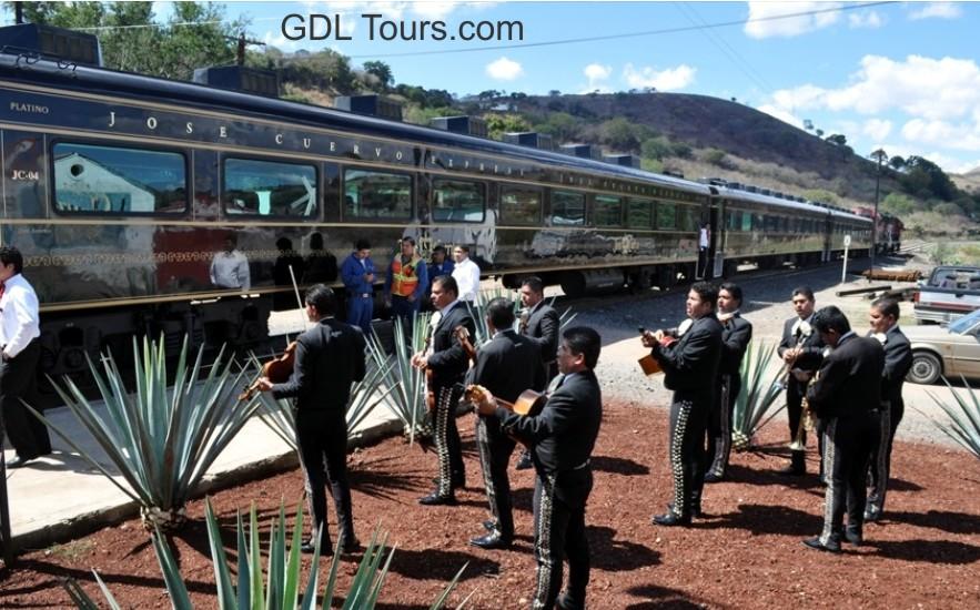 Guadalajara Tequila Tren